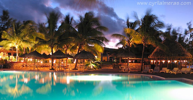Hotel Cotton Bay sur Rodrigues